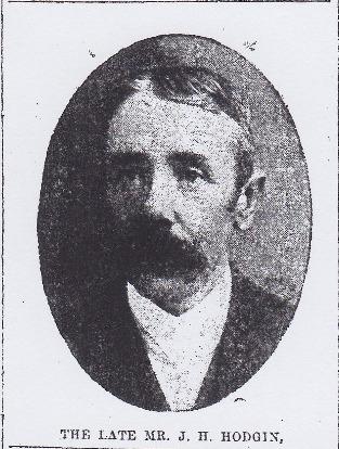James Henry Hodgin